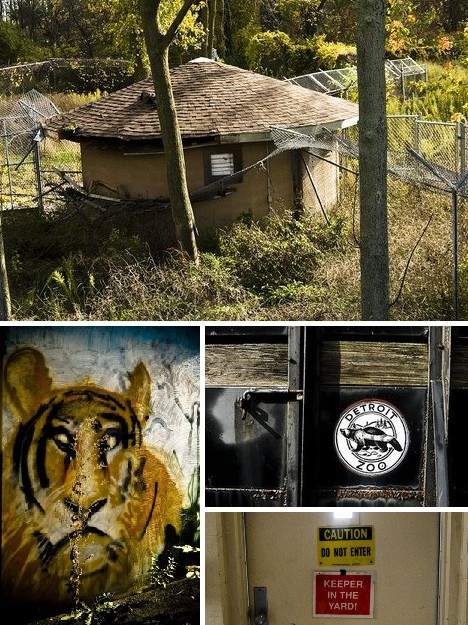 The Roaring Silence 10 Cool Amp Creepy Abandoned Zoos