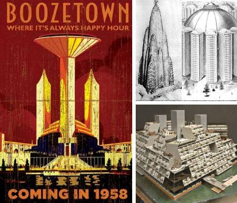 Retro-Futurism: 13 Failed Urban Design Ideas & Concepts | Urbanist