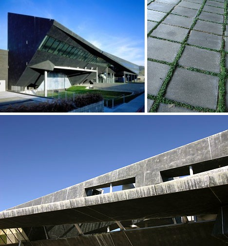 Will It Blend? Stealth Architecture That Really Stands Out