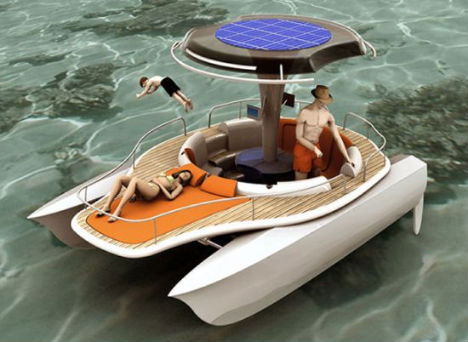 Fluid Designs: 12 (More) Water Vehicles to Float Your Boat | Urbanist
