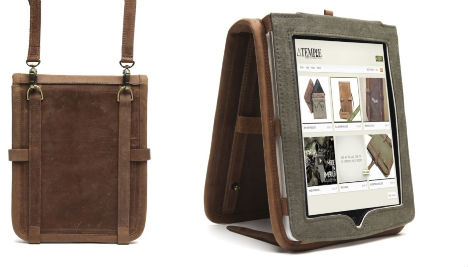 Bags temple gear up for the ipad