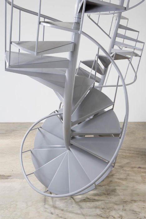 Stairs To Nowhere 15 Works Of Surreal Staircase Sculpture
