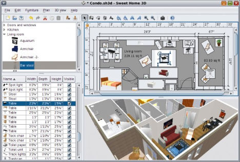Diy digital design 10 tools to model dream homes rooms Online 3d home design tool