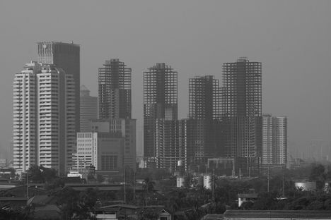 Silent Skyscrapers: The Ghost Towers of Bangkok