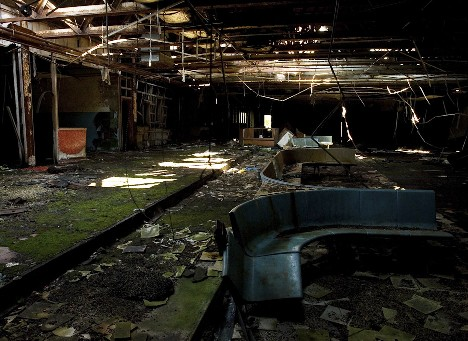 A Striking Beauty 10 Eerie Abandoned Bowling Alleys