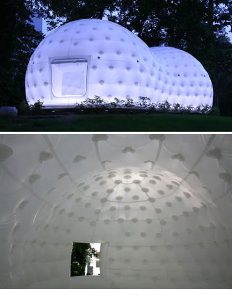 Airy Architecture 14 Inflatable Pubs Churches Amp More