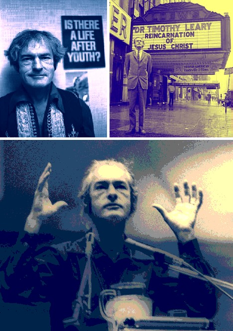 timothy leary as a hero essay