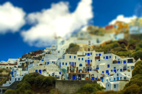 Make Believe Miniatures: 15 (More!) Amazing Tilt Shift Photos