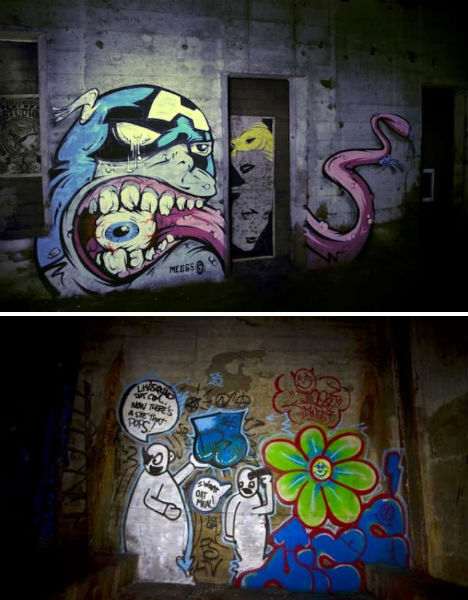 The Underbelly Project: Illegal Secret Subway Art in NYC