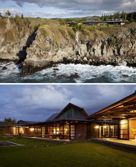Waterfront Wonders: 8 Great Modern Island + Ocean Homes