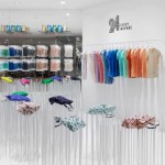 Shop in a Swimming Pool: Neglected Space Turned into a Store
