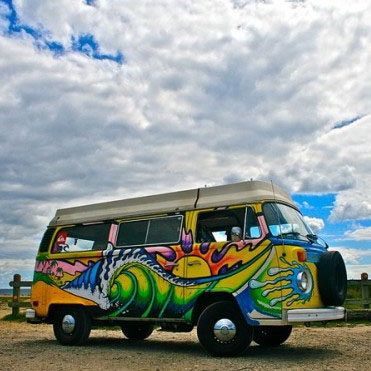 Don't Come Knocking: 21 Vans That Are Definitely Rocking ...