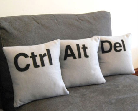 Digital Decor 12 Geeky Computer Inspired Home Designs