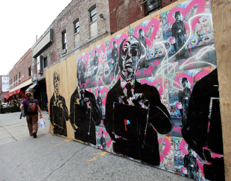 Banksy Film Subject Mr. Brainwash Boggles Art World