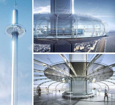 13 Scary Sky High Platforms Observation Decks Urbanist