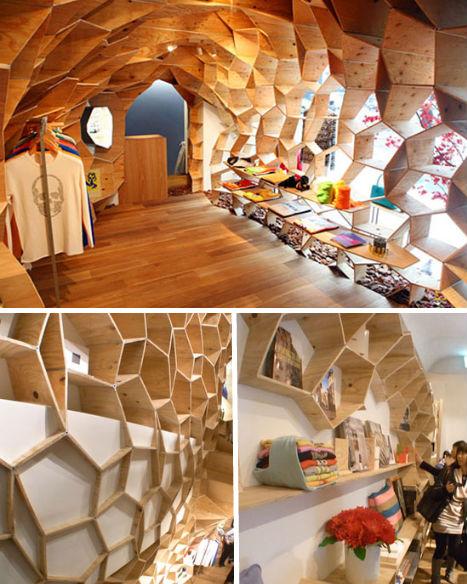 Daring Design 14 More Sexy Store Shop Interiors