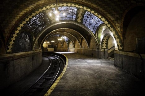 abandoned nyc subway