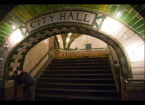 Subterranean History: Beautiful Abandoned NYC Subway Station