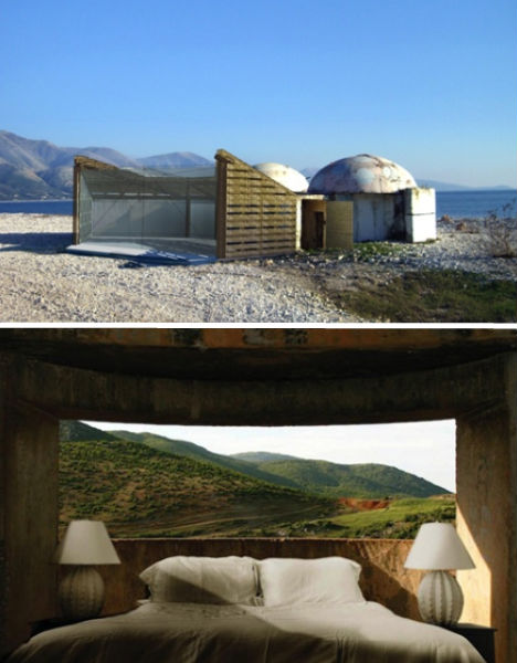 Hunker in the Bunker: 15 Cool Converted Concrete Shelters