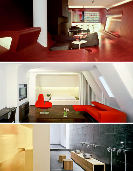 Germany s coolest hotels from kitschy to ultramodern for Designhotels in deutschland