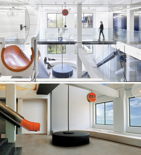 Stepping Out: 10 Stupendous Indoor Architectural Slides