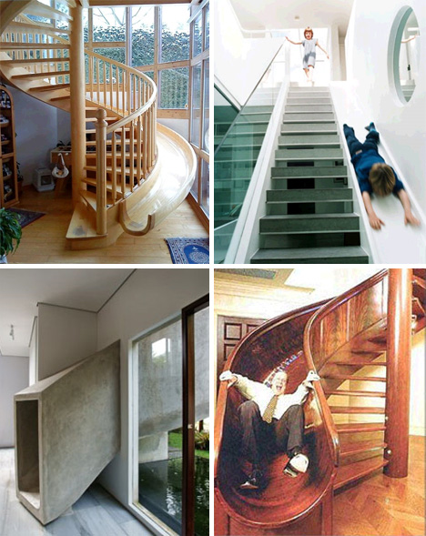 Stepping Out: 10 Stupendous Indoor Architectural Slides | Urbanist