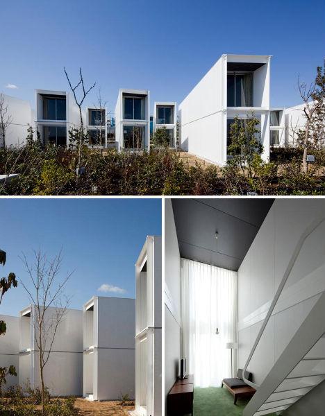 Urbanascidades hoteis no jap o for Motel exterior design