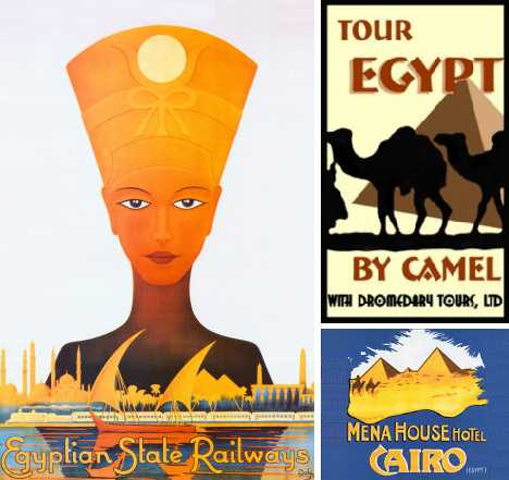 State Travel Posters