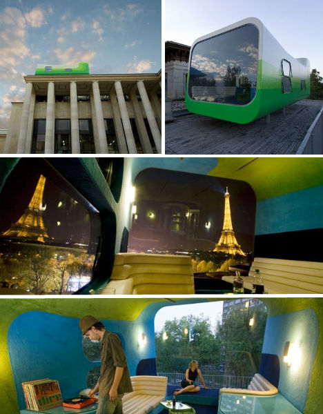 12 fun funky france hotels from paris to bordeaux for Hotel moderne bordeaux