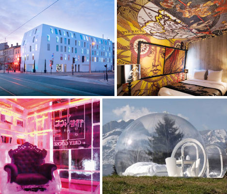 12 Fun Funky France Hotels From Paris To Bordeaux
