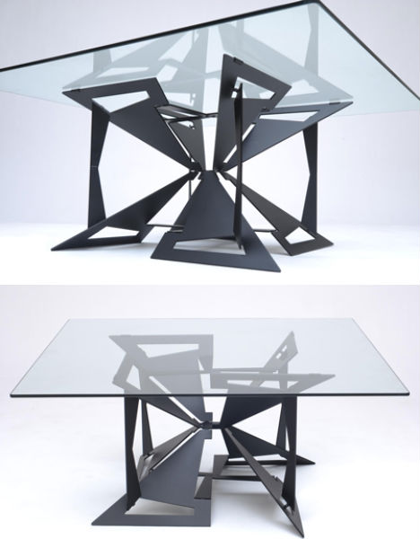 Unfolding Interior Design: Origami-Inspired Furniture ... - photo#5