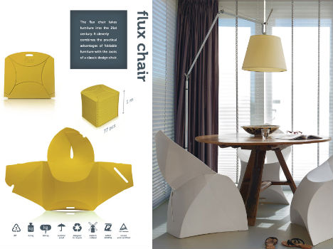 Unfolding Interior Design: Origami-Inspired Furniture ... - photo#13