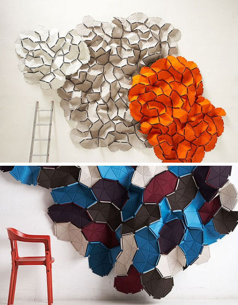 Unfolding Interior Design: Origami-Inspired Furniture ... - photo#25