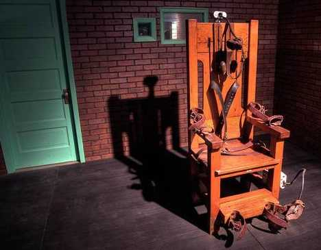 Chair and Chair Alike - Old Sparky: The Shocking History Of The Electric Chair Urbanist
