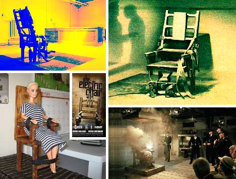 Are ... - Old Sparky: The Shocking History Of The Electric Chair Urbanist
