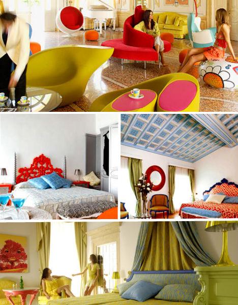 Bella Italia: 15 Stylish Hotels from Venice to Sicily | WebUrbanist