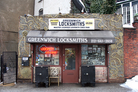 Art Unlocked: Greenwich Village's Amazing Folk Art Building