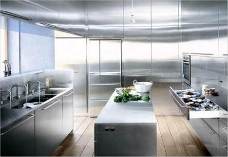 Spaces That Shine Steel Amp Copper In Interior Design