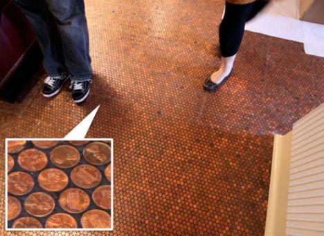 Penny Tile Floors