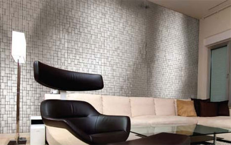 Stainless Steel Mosaic Wall Tiles