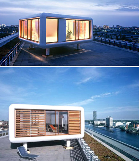 Lofty Living 11 Modern Additions To Urban Rooftops Urbanist