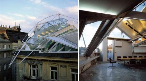 Lofty Living 11 Modern Additions To Urban Rooftops Urbanist