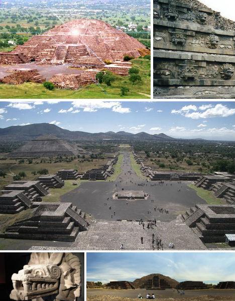 Seven unknown architectural wonders