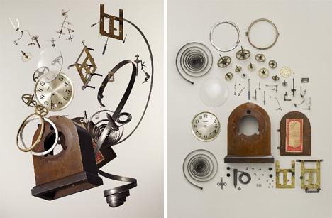 Reverse Engineered Art via OCD Style Deconstructions