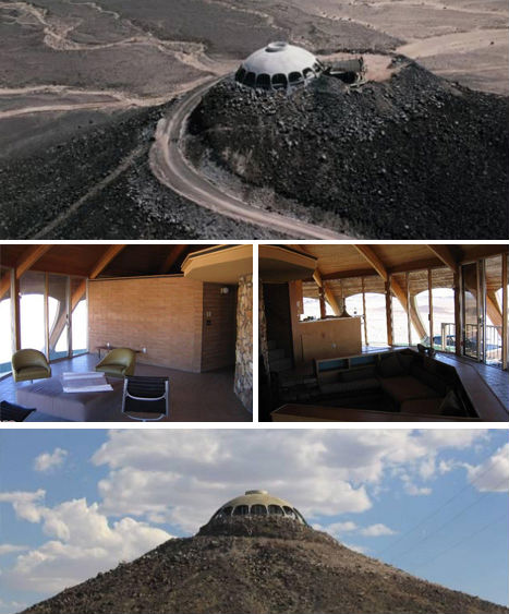 Construction Concrete Dome Home: Desert Designs: Amazing Homes & Oasis-Oriented