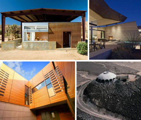 Saeba com desert designs amazing homes oasis oriented architecture - Villa decor desert o architecture ...