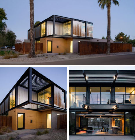 Neutral And Modern In The Arizona Desert
