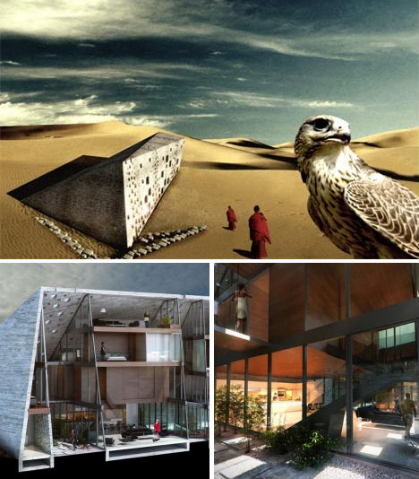 Desert Designs Amazing Homes amp Oasis Oriented