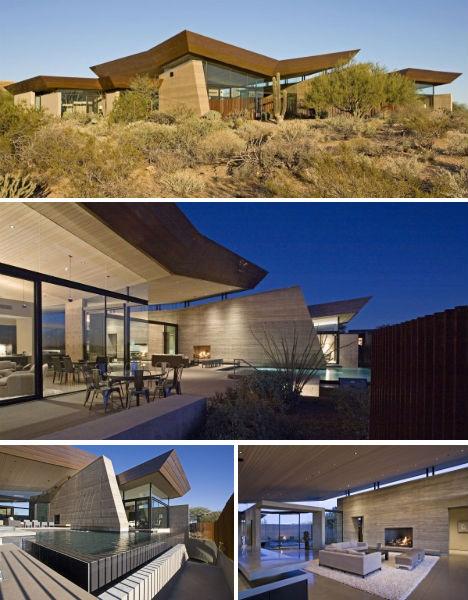 Desert Designs Amazing Homes Amp Oasis Oriented