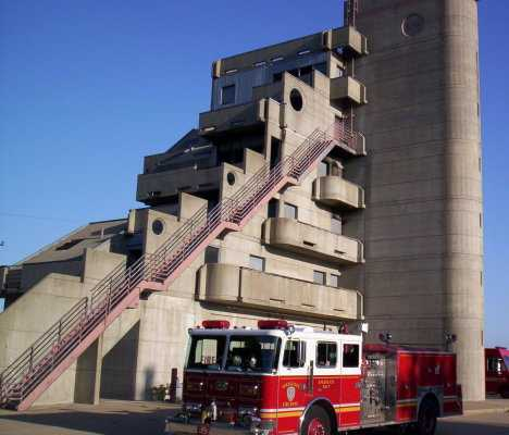 Smoke Amp Mirrors Fire Training Facilities To Beat The Heat